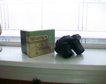 Vintage Viewmaster Sawyer's 1940s with Box Stereoscope