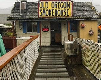 Old Oregon Smokehouse