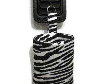 VENT CADDY Car Organizer - Travel Organizer, Car Storage, Cell Phone Holder, Sunglass Holder, Receipt Holder, Organizer Bag, Car Trash Bag