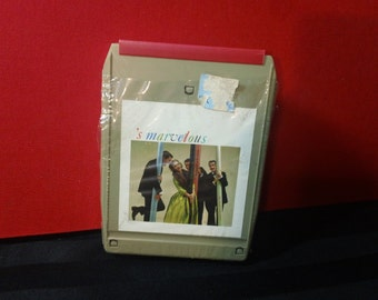 Ray Conniff and his Orchestra - 's Marvelous ~ LEA 10002 ~ 8-Track Tape Cartridge, album (Columbia Limited Edition,197?)