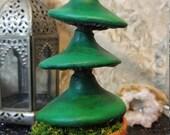 Large Green Pine Mushroom Tree - Don't Starve Inspired