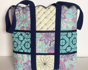 Handmade Quilted Shoulder Bags - Ready to send or Custom