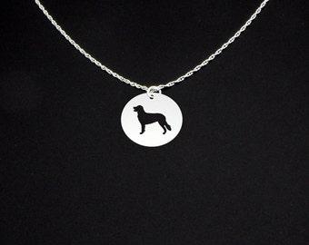 Stabyhoun Necklace - Stabyhoun Jewelry - Stabyhoun Gift
