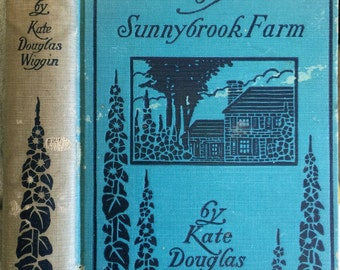 Rebecca of Sunnybrook Farm by Kate Douglas Wiggin, Grosset & Dunlap, 1917 (missing the scenes from the Fox Photoplay featuring Marian Nixon)