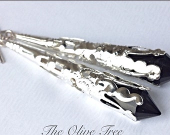 how to clean filigree silver