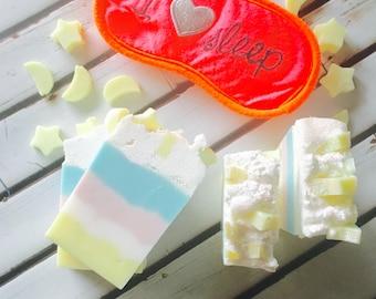 Lavender Orange Soap, Sleepy Time Soap, Night Time, Sweet Dreams Soap, Calming, Relaxing Soap