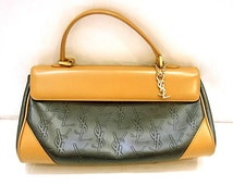 Popular items for ysl purse on Etsy
