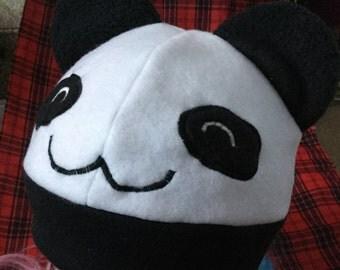 Cute kawaii Panda warm anime animal hat