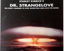 Stanley Kubrick's Dr Strangelove LaserDisc - 2 Disc Set - Criterion Collection
