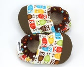 owl shoes baby owl booties rubber sole shoes toddler boy slippers owl slippers shoes with owls baby boy shoes rainbow shoes baby girl owls