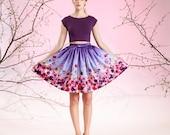 Butterfly Dance - skirt