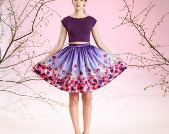 Butterfly Dance - skirt