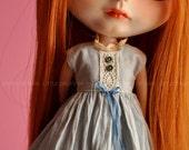 blue stripped dress - 2 items for Blythe