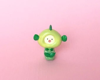 Pretend Green Koi
