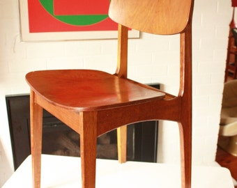 SOLD SOLD Vintage Plywood Chair Mid Century Modern