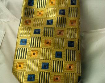 UMBERTO FRASI Poly Printed Tie