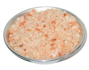 Himalayan Pink Salt Soak