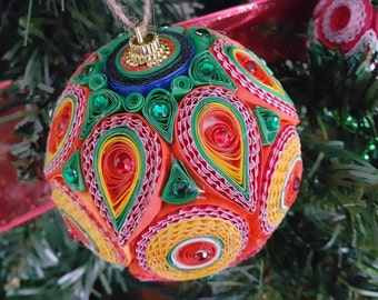 Hand made Christmas ornament
