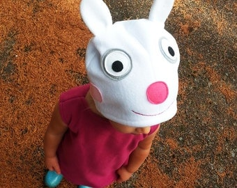 Suzy The Sheep Costume For Kids Peppa Pig
