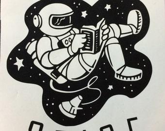 Astronaut Vinyl - I Need Some Space