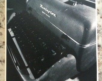 Remington Typewriter Coasters