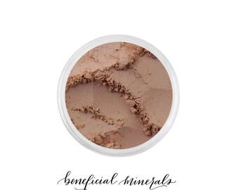 DARK Foundation Mineral Makeup