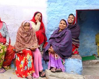 Ladies of India