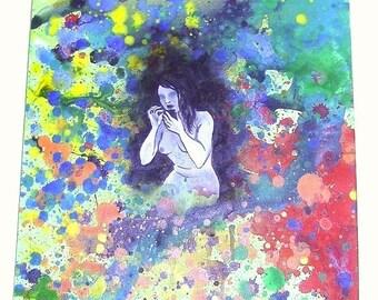 bipolar distortion II- don't write that message
