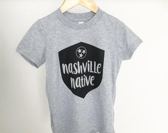 4T - Nashville Native Toddler Tee