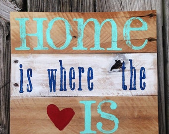 Home Is Where The Heart Is - Blues