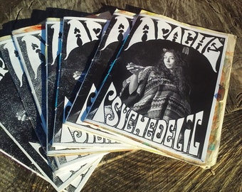 Apache Zine Issue #1