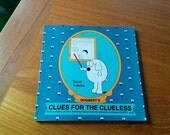 "Vintage Dilbert Cartoon Book ""Dogbert's Clues for the Clueless"""