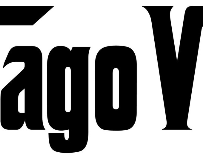WagoVan Vinyl Decal