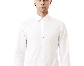 Classic white shirt I'M Classic for men