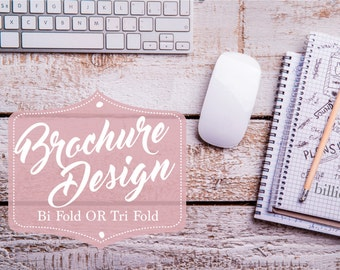 Brochure Design, Graphic Design, Company Brochure, Leaflet Design, Custom Flyer Design, Marketing Materials, Postcard Design, Tri Fold