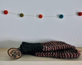 Icelandic Wool Mittens //Hand Knit // Chunky