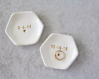 date ring dish wedding ring dish graduation gifts personalized gifts custom ring