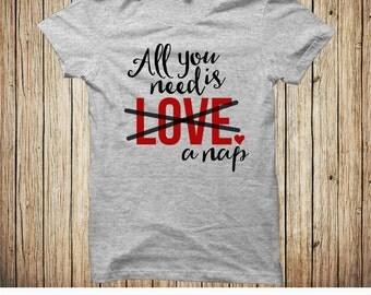 Womens Valentine Shirt, Funny Valentine Shirt, Ladies Valentines Day Shirt,  Valentines Gift For