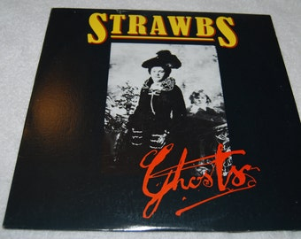 70s Strawbs Ghosts LP record vinyl prog progressive rock hipster A&M english