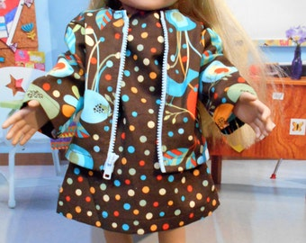 "Doll clothing for 18"" American Girl Doll"