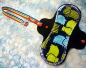 Drying Strap - hanging strap - 2 snap sizes - for air drying menstrual pads -