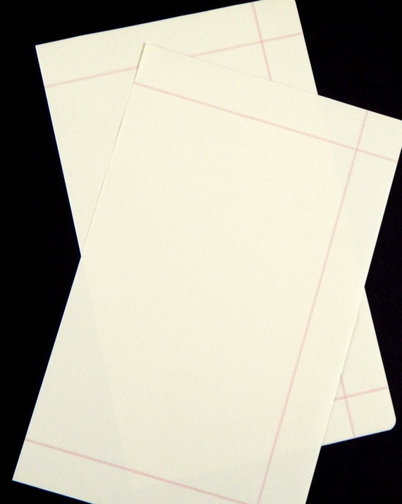 Vintage thin typewriter paper vintage ephemera parchment for Drawing on wax paper