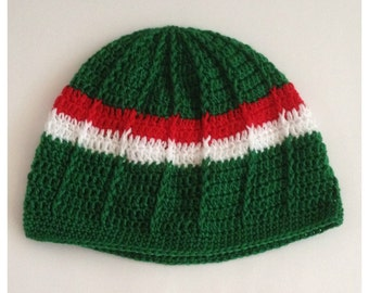 crochet adult beanie hat, slouchy beanie, winter beanie, chemo hat, winter hat, mens beanie, woman's hat