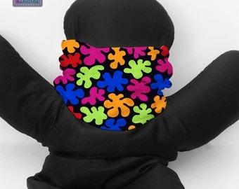 Tube neck warmer for kids or adults. B_108