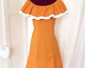 Authentic 1960s Mini Dress