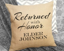 Wedding Gift For Elder Sister : ... LDS Missionary, Elder, Sister, Missionary Mom, Homecoming Gift SPS-022
