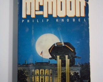 Mr. Moon by Philip Knobel Jove Books 1979 Vintage Science Fiction Paperback