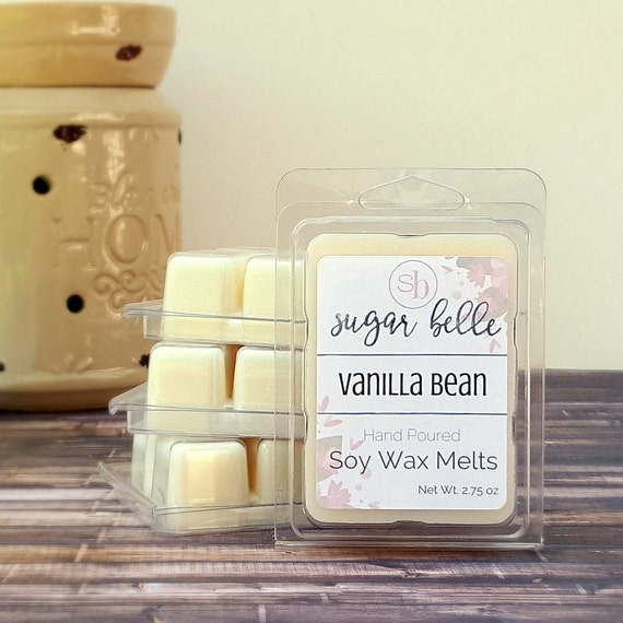 how to make natural scented wax melts