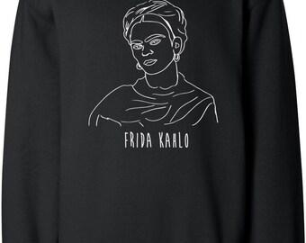 Frida Kahlo Sweatshirt