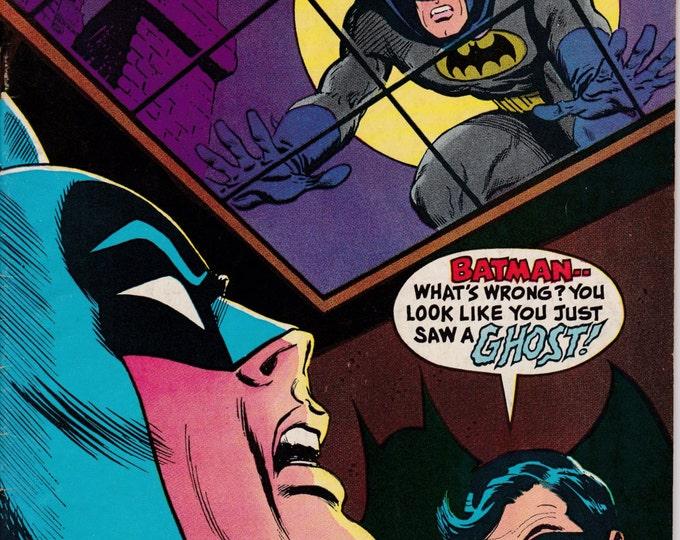 Featured listing image: Detective Comics #376 - June 1968 Issue - DC Comics - Grade Fine